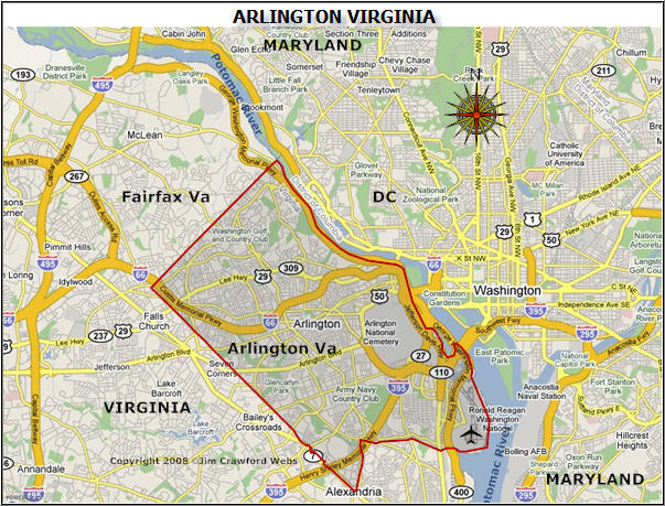 Where to hook up in arlington va